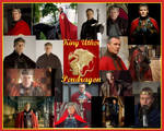 King Uther wall