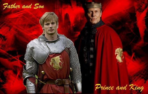 Prince and King