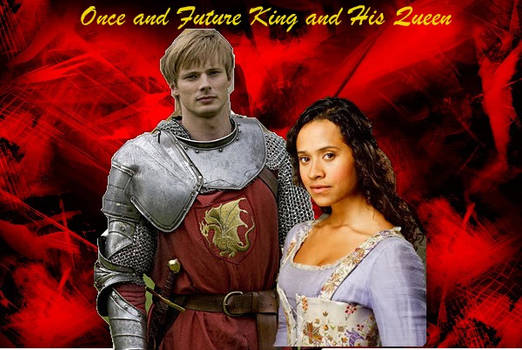 Once and Future King and Queen