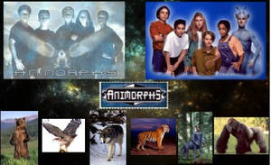 Animorphs wallpaper 2