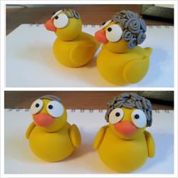 Old People Ducks