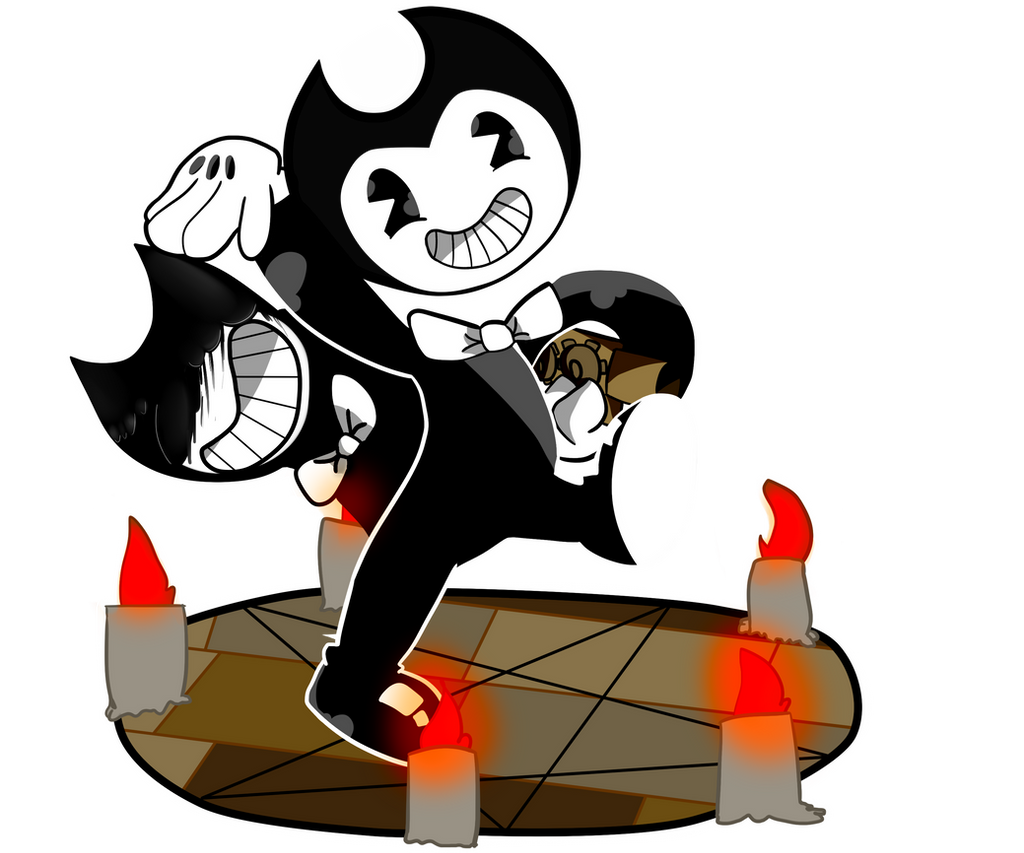 Bendy And The Ink Machine By Toychica14 On DeviantArt