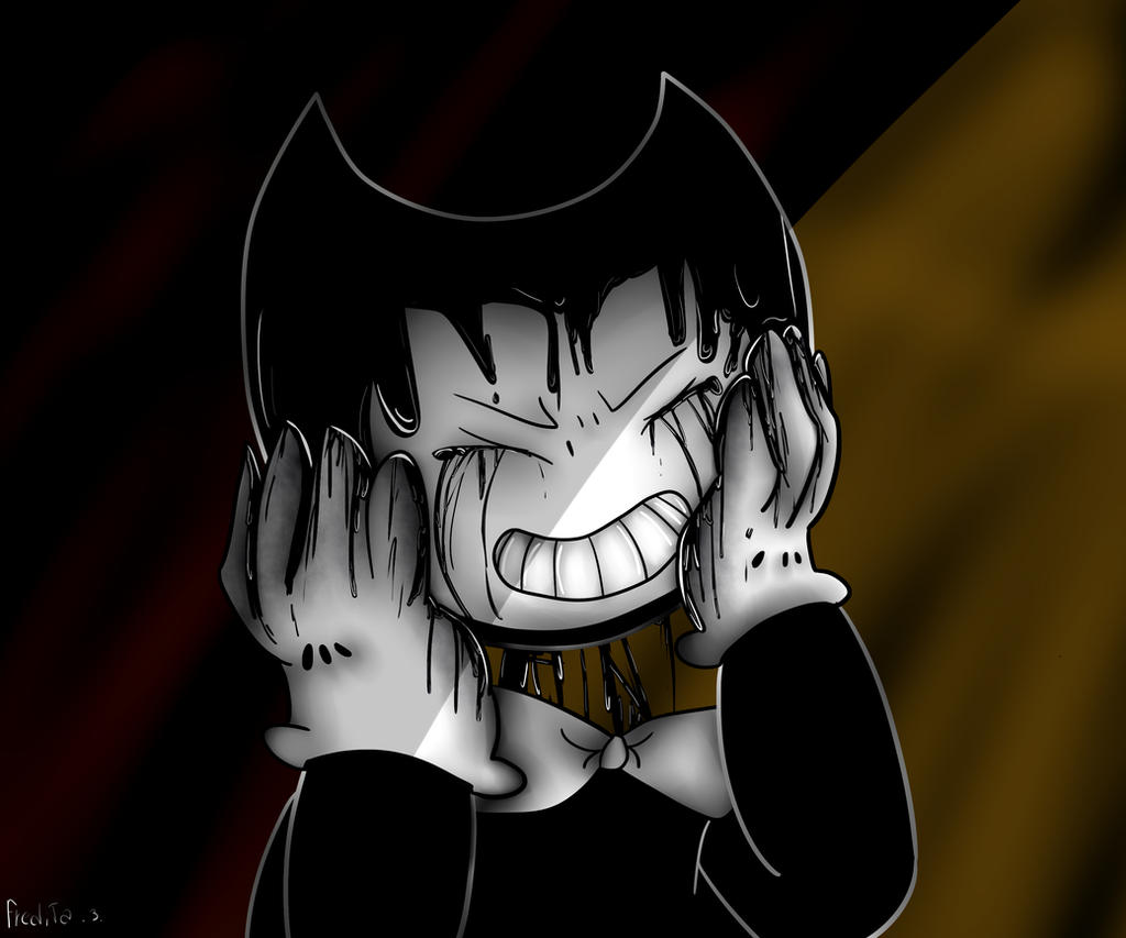 Bendy Sad: Bendy And The Ink Machine By Toychica14 On