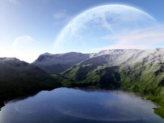 Double Moon by dunkst3r