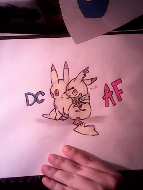 Pikachu love by zatr123456