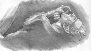 Partially Transfigured Lupin by NicoPony