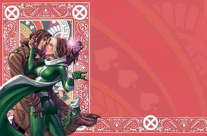 X-Men 204 Wallpaper by NicoPony