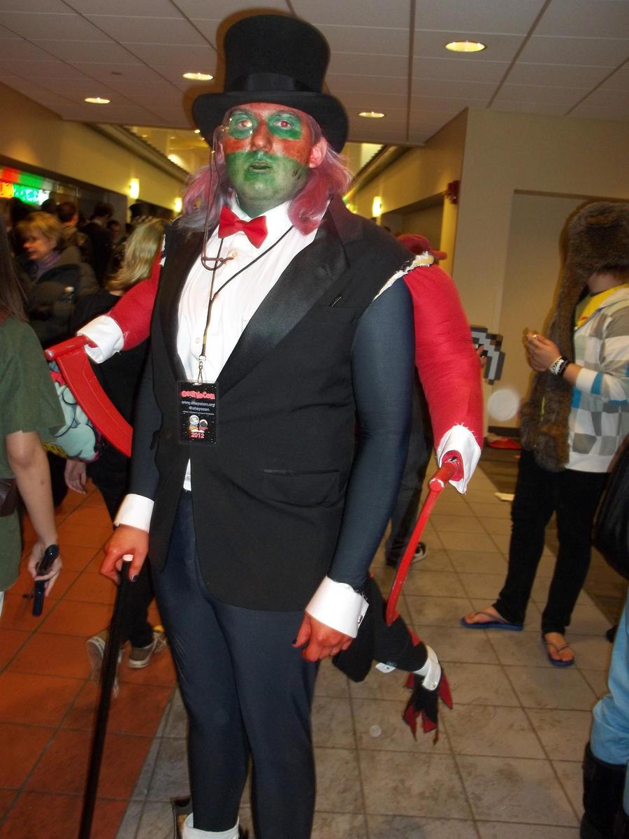 gentleman chogath latino dating