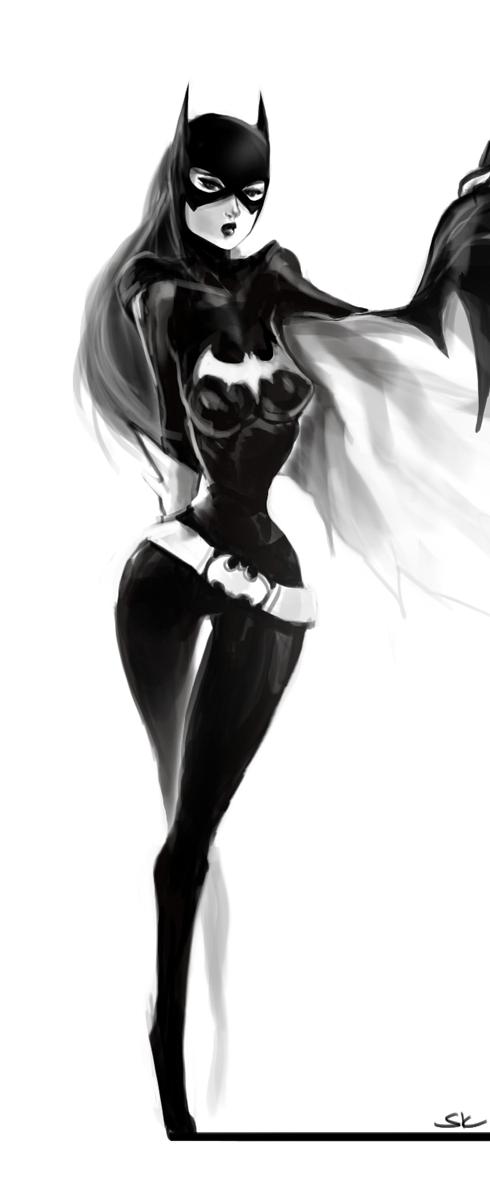 Batgirl by tsenzen
