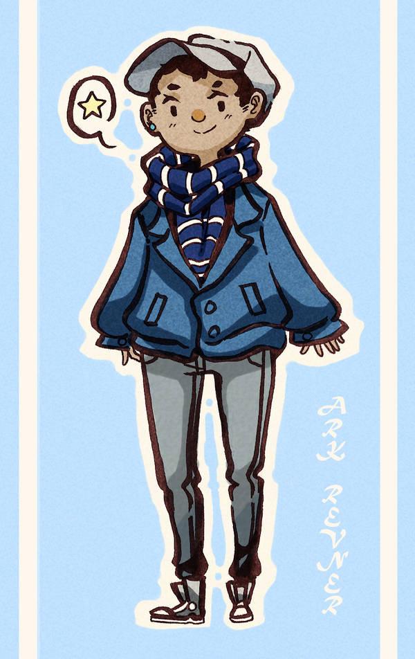 Ark-san's Profile Picture