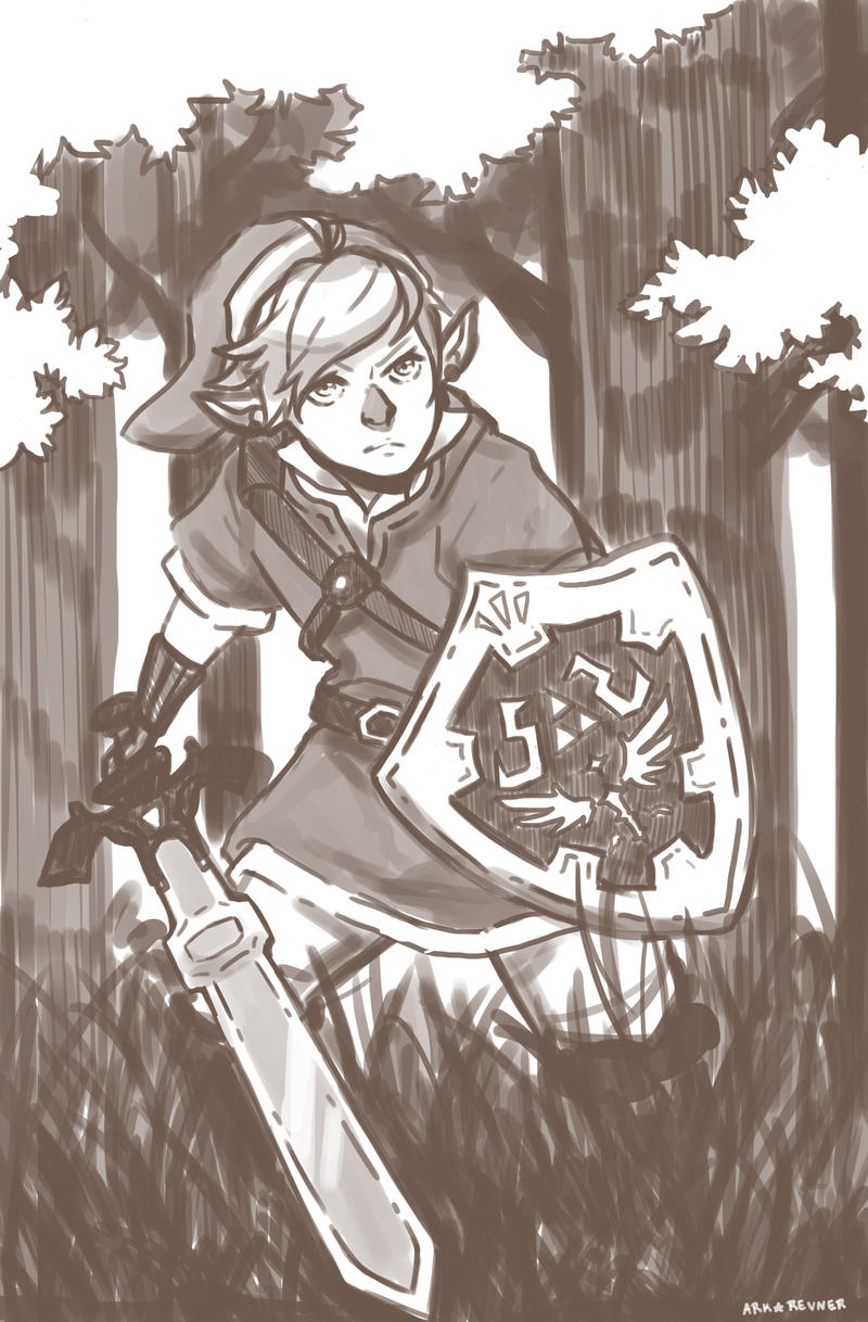 Untitled Link by Ark-san