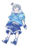 Good Night Sweet Hero... by Ark-san