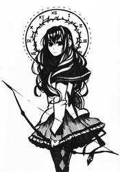 Im Sorry Madoka by Ark-san