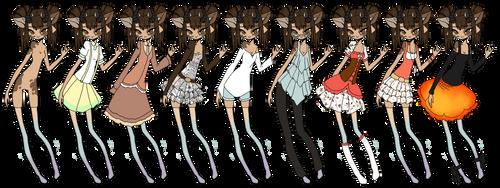 Alice Orli by Sawaranaide