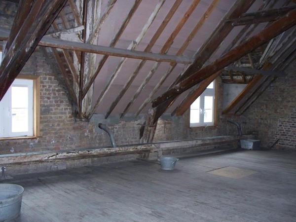 attic by AzurylipfesStock