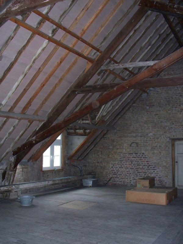 attic 2 by AzurylipfesStock