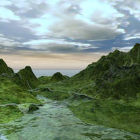 vue landscape 5 by AzurylipfesStock