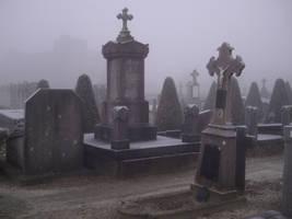 graveyard winter by AzurylipfesStock