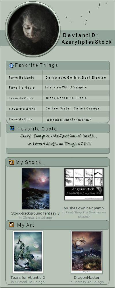 AzurylipfesStock's Profile Picture