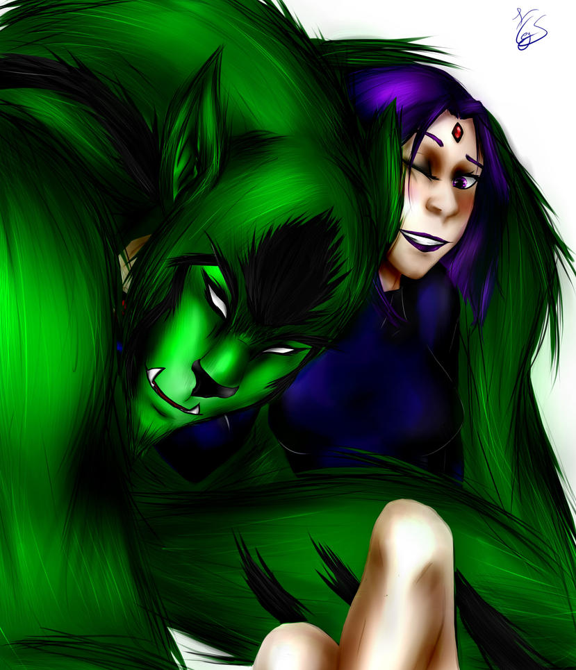 Beast hug! by iLuvSport