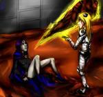 request: Raven vs Terra