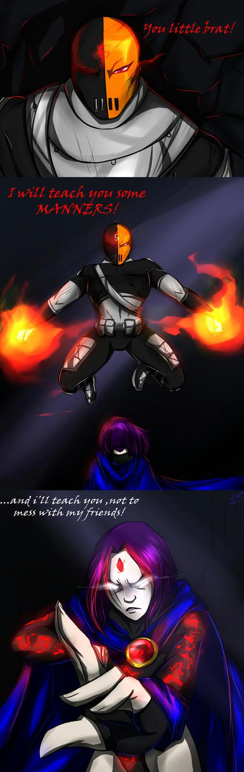 I'll teach you! by MegS-ILS