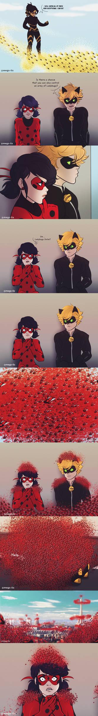 Ladybugs Unite