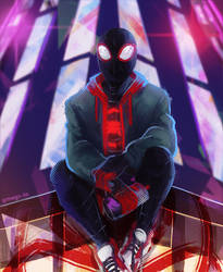 Spiderverse by MegS-ILS