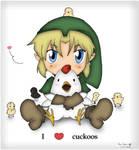 Link - I love cuckoos