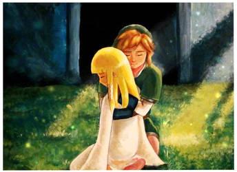 True love by Celtilia