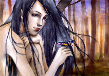Felurian by Celtilia