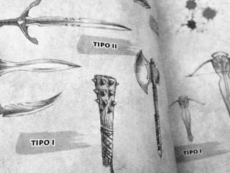 Tierras Yegimales: El juego de rol - book (4) by Celtilia