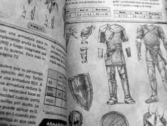 Tierras Yegimales: El juego de rol - book (5) by Celtilia