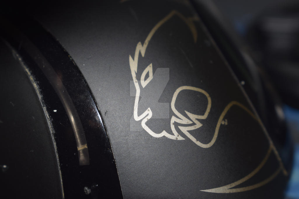Roccat Kone XTD Gaming Mouse Close-up by Dimensions-Arts
