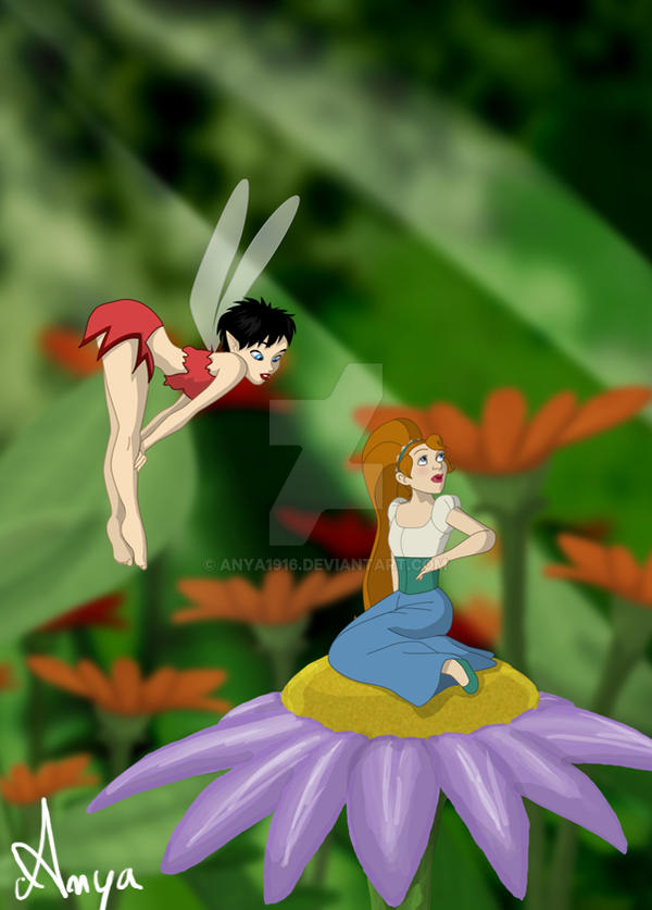 Welcome to Ferngully by anya1916
