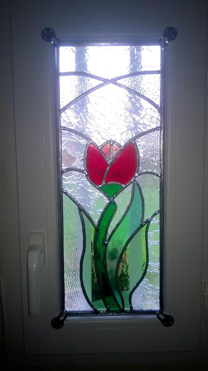 Vitrail Tulipe by anya1916