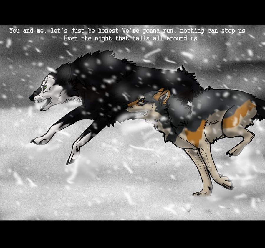 NotGonnaGetUs by BlackTailwolf