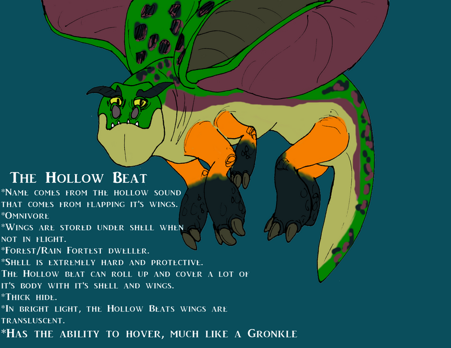 Hollow Beat by BlackTailwolf