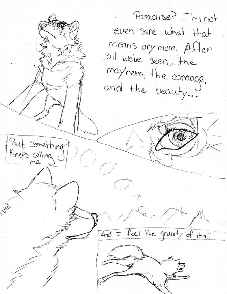Keeps Calling by BlackTailwolf
