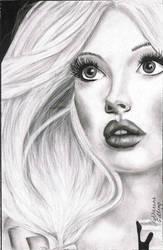 Barbie Girl by RedTintedGlass