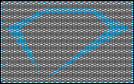 DDPyoga diamond inlay design