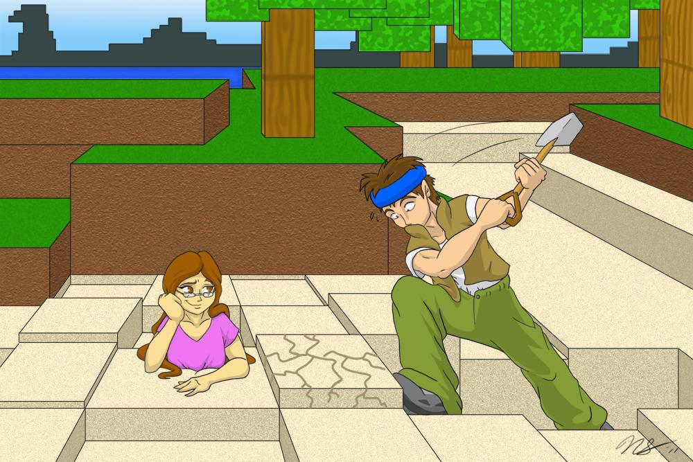 Minecraft Moments 1 by Ulta