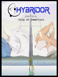 Hybridor: Chap 3 Cover by Ulta