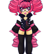 To much pink 4 chu by Eternal-Saiyu