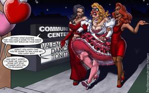 Valentine Dance by DovSherman