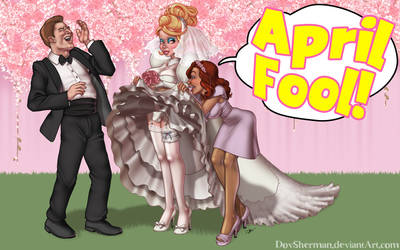 April Fool's Bride by DovSherman