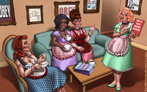 Sissywives Book Club by DovSherman