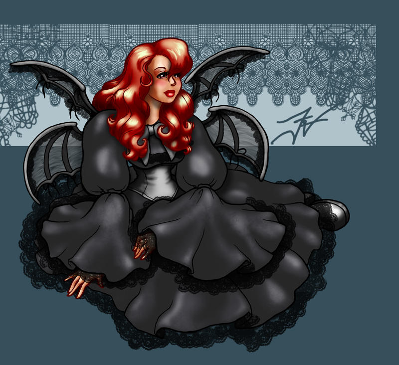 Lolita Wings by DovSherman
