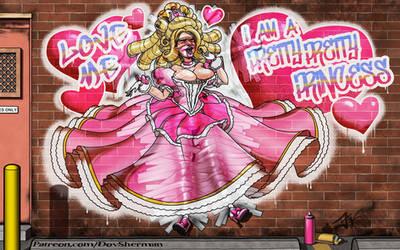 Graffiti Princess