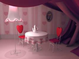 Sweetheart Tea by DovSherman